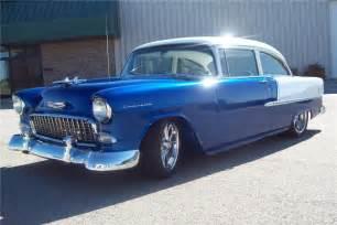 1955 Chevrolet Belair 1955 Chevrolet Bel Air 2 Door Coupe 81310