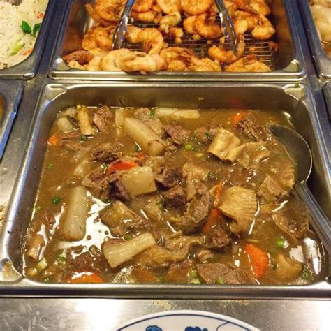 china doll buffet braised beef brisket with turnips authentic cantonese