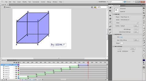 cara membuat database di xp v3 2 1 cara membuat animasi kubus gt gt adobeflash izzah s blog