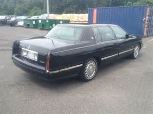 Cadillac D Elegance 1998 Find Used 1998 Cadillac D Elegance Sedan 4 Door 4