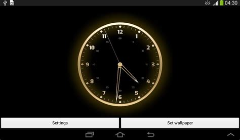 live clock themes software live clock wallpaper free android live wallpaper download