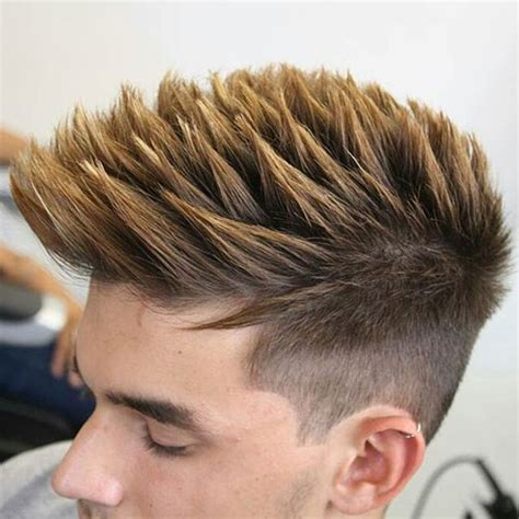 staight in front and spike in back hairstyle 33 hairstyles for men with straight hair