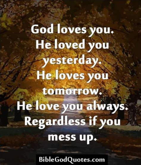 imagenes god love you bible quotes about gods love quotesgram