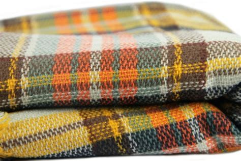 Trico Tartan 201 charpe oversize en tricot 233 cossaise
