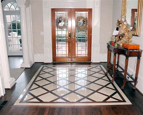 foyer tile design photos ceramic tile designs woods foyers and house