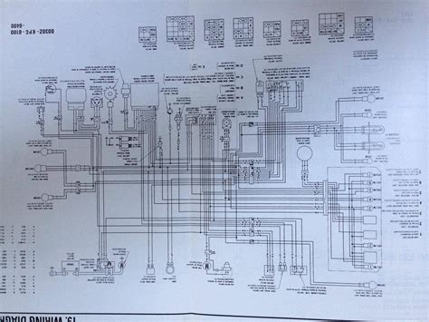 wiring diagram of honda 125 motorcycle honda motorcycle
