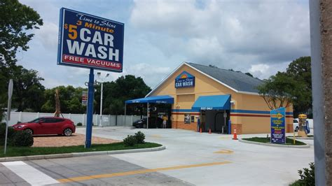 Car Detailing Port St Fl by Time To Shine Carwash Car Wash 1500 Us Highway 92 W