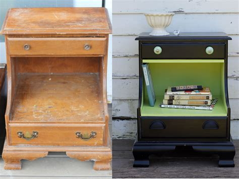 painted furniture ideas before and after before and after upcycled painted furniture cute little