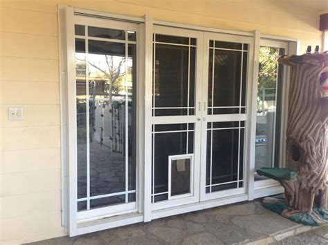 Install Sliding Patio Door Installing Doggie Door For Sliding Glass Door Home Design Ideas