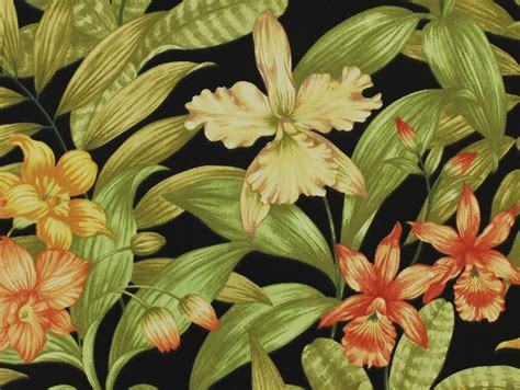 wholesale upholstery fabric sale discount outdoor fabric tropical fabric for sale black
