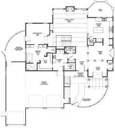 Santa Fe Home Plans santa fe style house plan evstudio architect engineer denver
