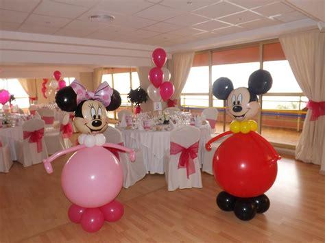 decorar con globos de minnie adornos para fiestas globos mickey and minnie imagui