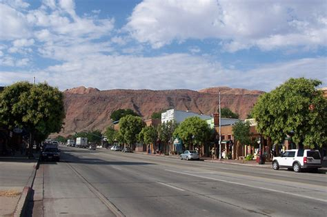 Farm Style Homes by Beautiful Downtown Moab Utah Flickr Photo Sharing
