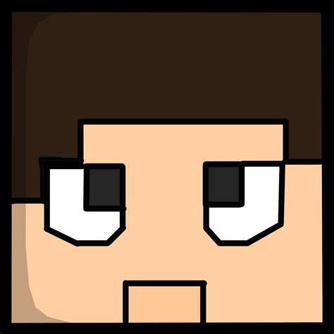 minecraft profile picture template minecraft skin