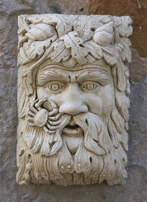 garden wall ornaments uk garden wall decoration neptune garden