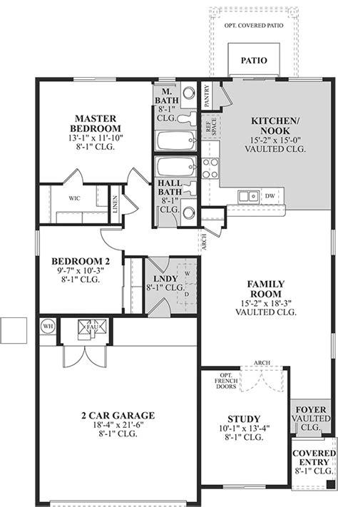 Express Homes Floor Plans by Dr Horton Express Home Plans