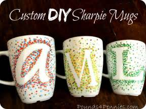Decorating Glass With Sharpies Homemade Mother S Day Gift Ideas Images Frompo