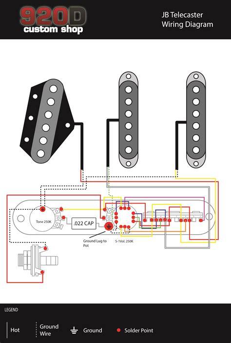 diagram fender  tele wiring diagrams full version hd