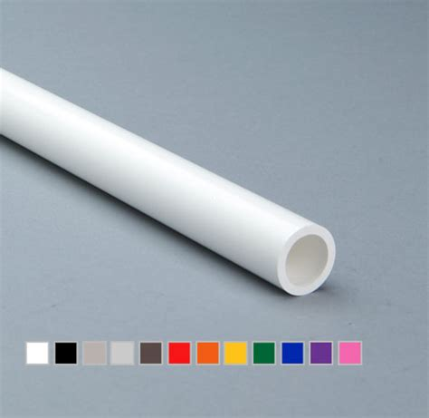 "1/4"" sch 40 furniture grade pvc pipe c and s plastics"