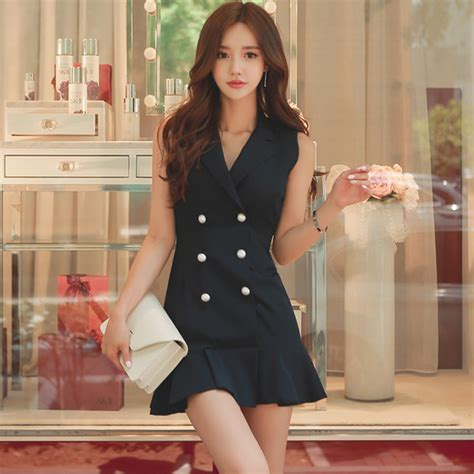 Set Nazla Mini Dress Korea korean clothes wholesale wholesale7 from china