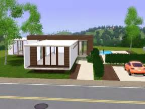 modern house floor plans sims 3 sims 3 modern house sims 3 suburban house modern house 3