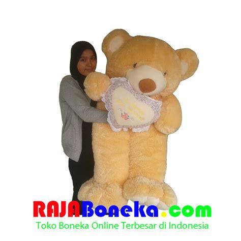 Boneka Beruang Besar L Teddy Lucu Murah Hijau boneka lucu murah berkualitas berbagai ukuran raja