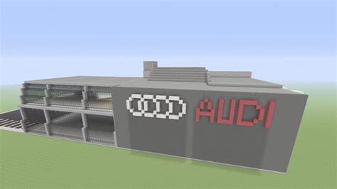 Audi Dealership by Minecraft Audi Dealership