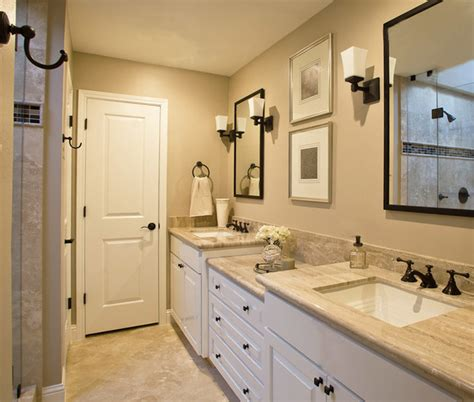 Traditional Bathroom Designs Guest Bathroom Traditional Bathroom Houston By Marker Home