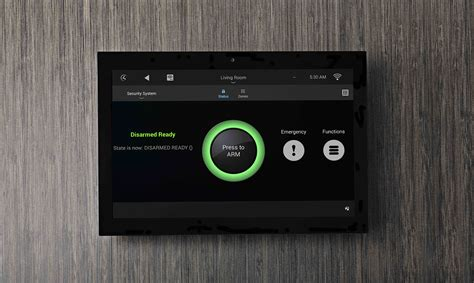 smart safe secure home automation