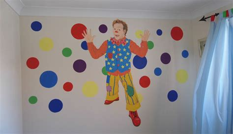 Mr Tumble Quilt Cover by Mr Tumble Bedroom Scifihits