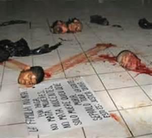 narco decapitados en vivo pobre de m 233 xico