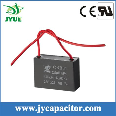 kapasitor kipas cbb61 kapasitor ac buat motor 28 images 250 450vac polypropylene capacitor ac motor capacitors