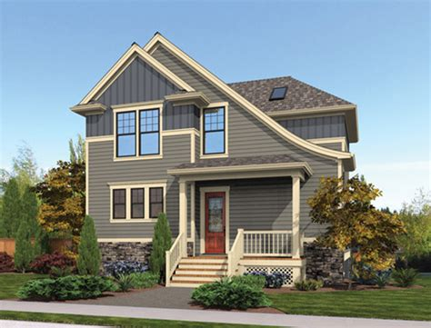 hillside house plans with garage underneath southwick 4188 4 bedrooms and 3 baths the house designers