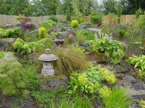 Ideas For Sloping Gardens Garden Designs Sloping Pdf