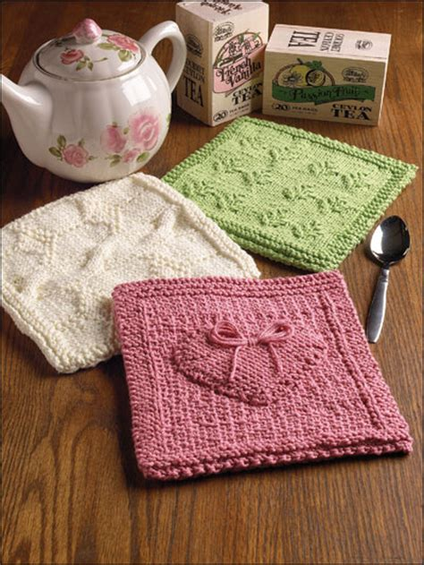 knit potholder pattern knitting home kitchen kitchen patterns pot holder