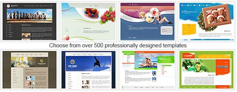 Website Builder Templates Learnhowtoloseweight Net Website Builder Free Templates