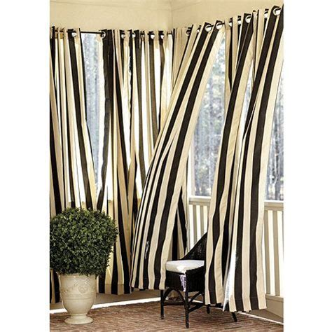 black outdoor curtains pinterest the world s catalog of ideas