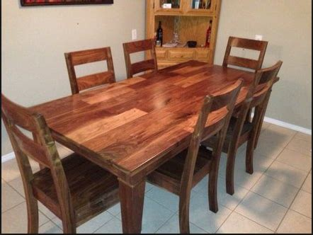 dining room table build part  design   wood