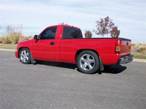 performance gmc trucks 2003 gmc 2wd rcsb truck page