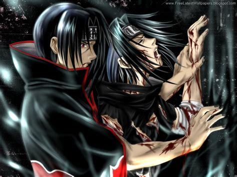 imagenes perronas de naruto shippuden naruto vf wallpapers sasuke and itachi uchiha brothers