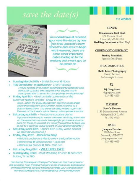 Bridesmaid Newsletter Template by Newsletter For My Bridesmaids Weddingbee Photo Gallery
