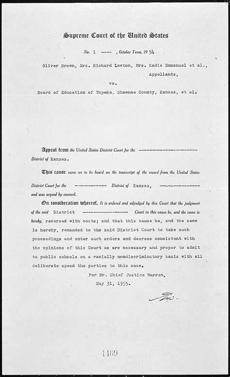 brown vs board of education research paper documents related to brown v board of education