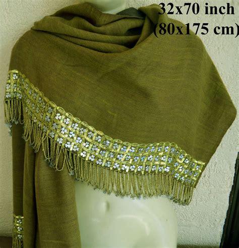 beaded shawl new leather tassels black beaded pashmina shawl best