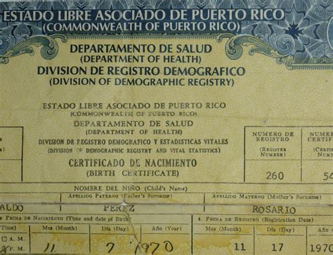Department Of Records Birth Certificate Issuing New Birth Ids To Avert Fraud Repeating Islands