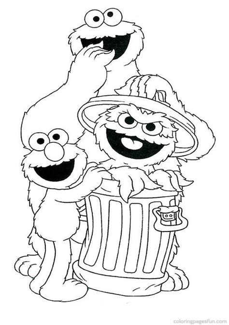 sesame street coloring pages birthday sesame street coloring pages 45 elmo party ideas
