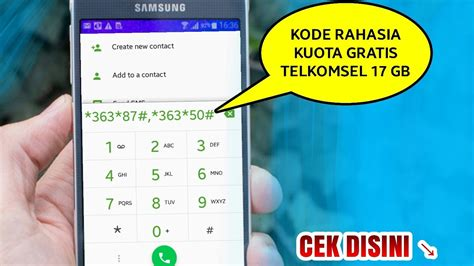kode bug telkomsel 2018 heboh kode kuota gratis 17gb telkomsel 2018 youtube