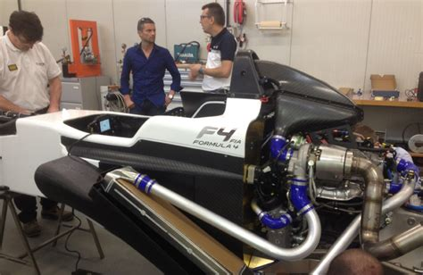 formula 4 engine formula4 chionship certified by fia wsk
