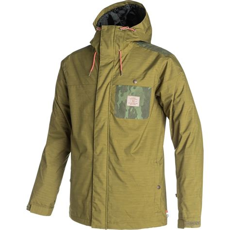Jacket Parka Dc Army Finger dc delinquent jacket s backcountry