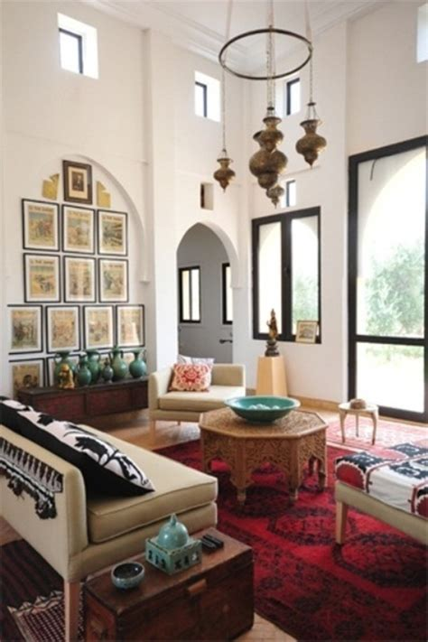 moroccan living rooms ideas photos decor and inspirations 10 maravillosas salas estilo marroqu 237