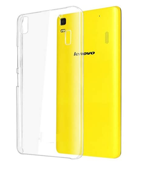 Lenovo A7000 K3 Note Jbj Back Cover For Lenovo A7000 And K3 Note Transparent